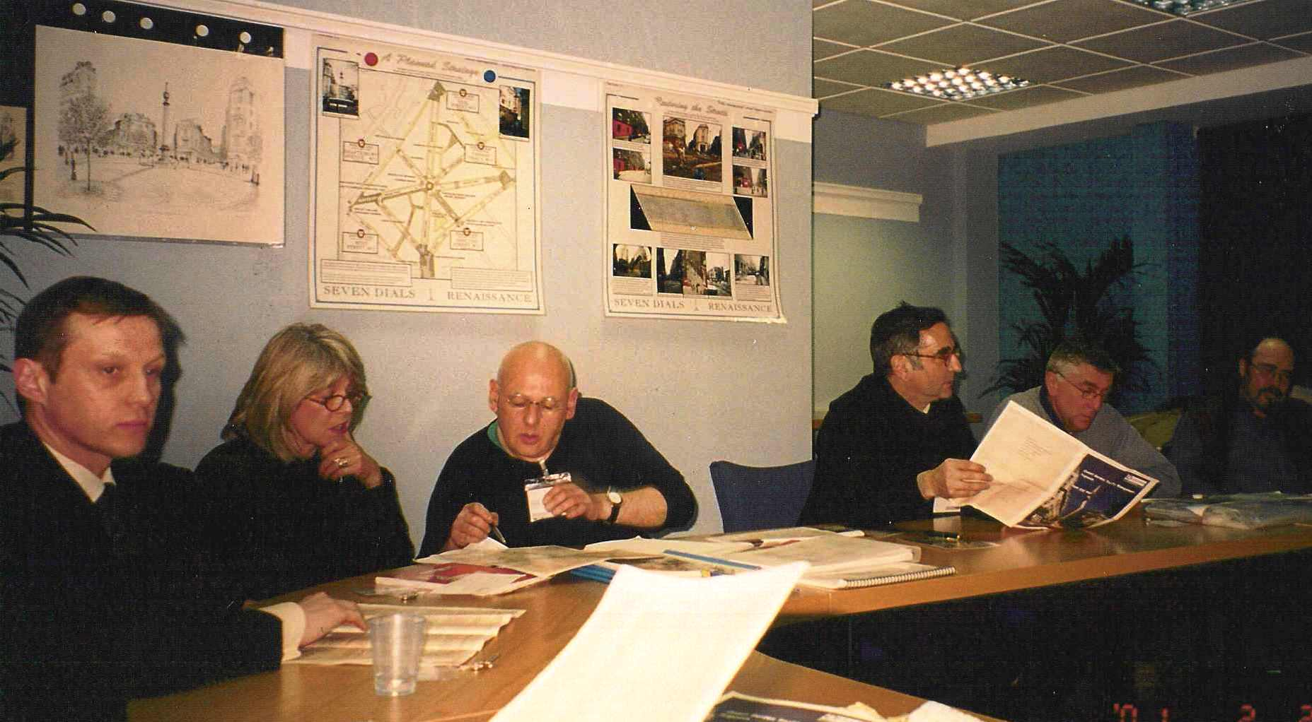 2002 Traffic Management Meeting.