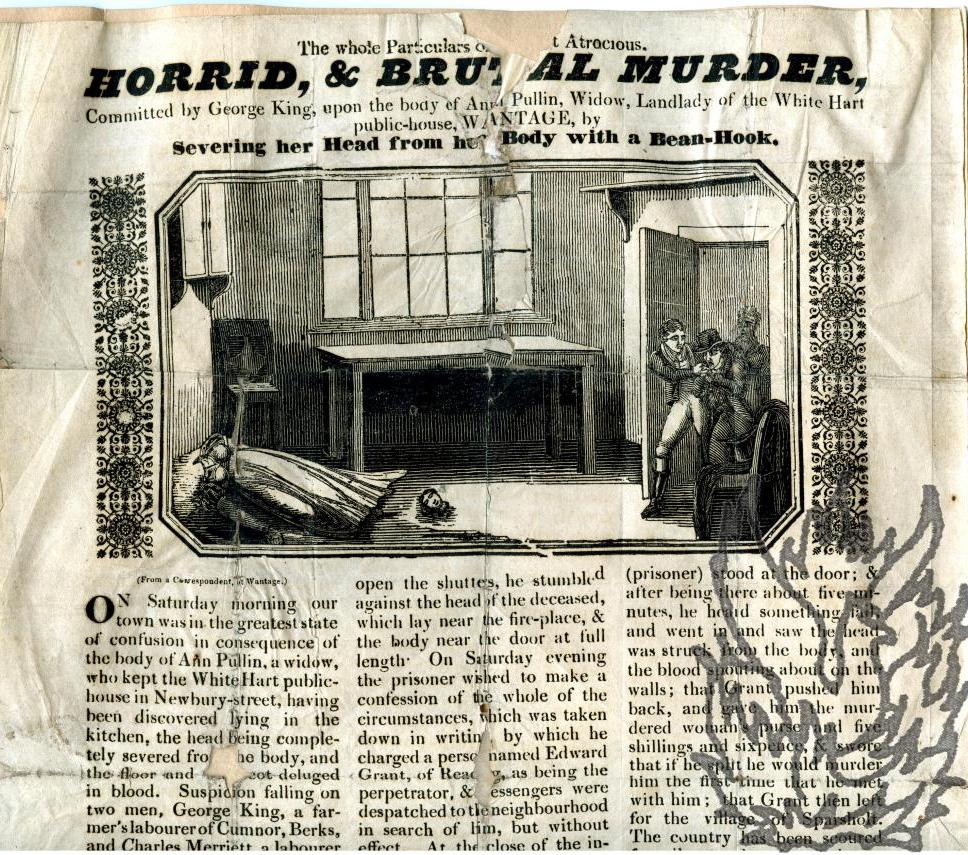 Printed by Jemmy Catnach of Monmouth Court, Seven Dials.