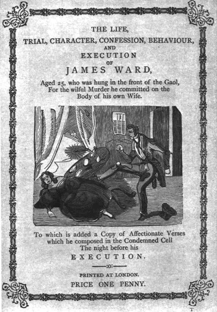 Printed by Jemmy Catnach.