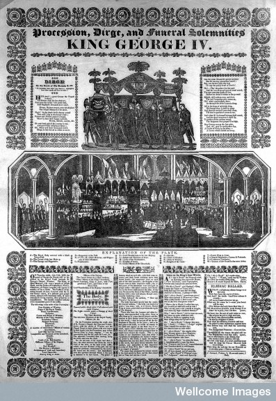 Printed by Jemmy Catnach, 1830.
