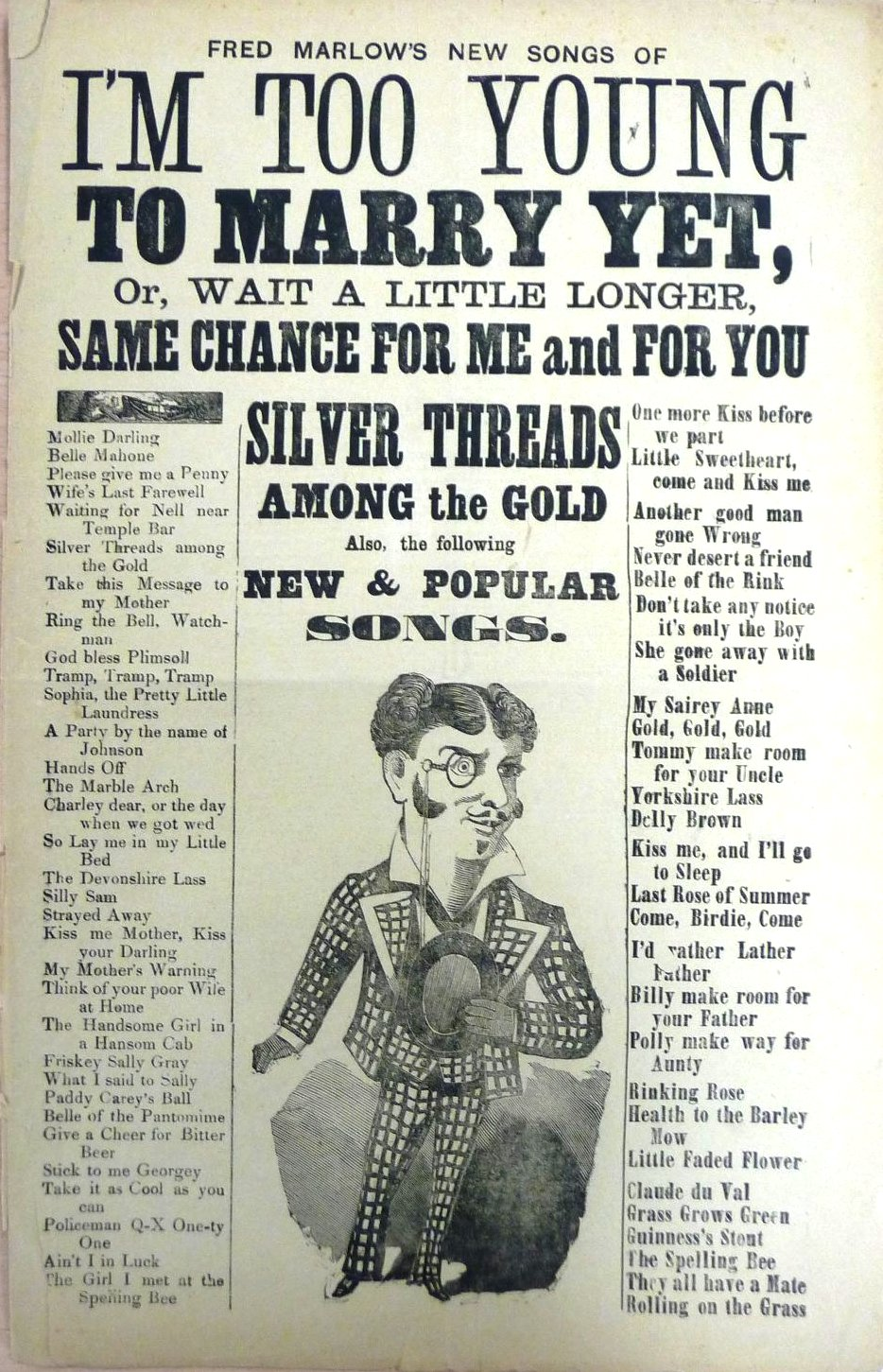 Printed by William S Fortey, successor to Jemmy Catnach.