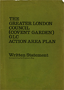 The Covent Garden Action Area Plan Statement 1978 �