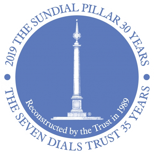 The Trust's 35th anniversary and The Sundial Pillar's 30th anniversary