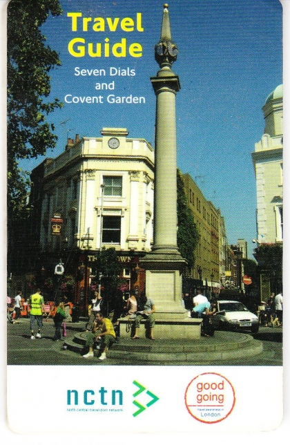 2005—Car free day in Seven Dials